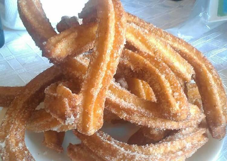 Recipe: Tasty Churros