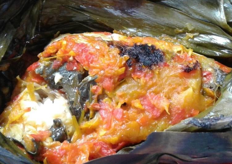 Brengkes Tempoyak Ikan Patin resep Ombay ori dari OKU