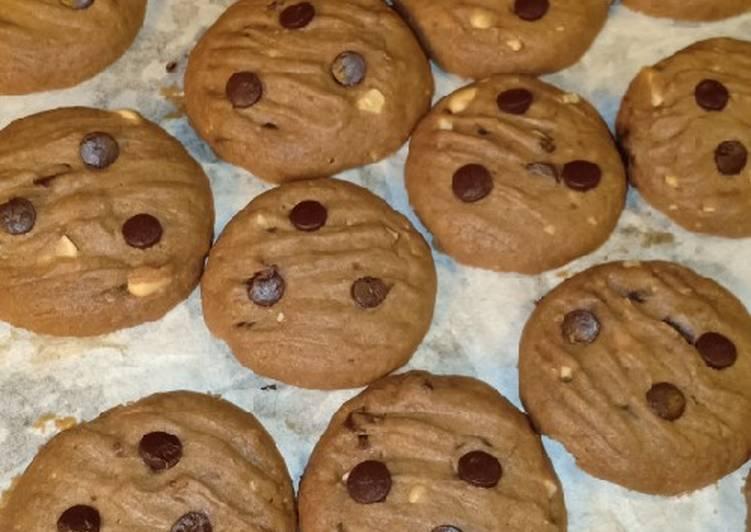 Cara Gampang Membuat Good Time Cookies Anti Gagal