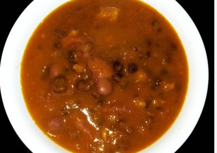 10 Minute Recipe of Speedy Punjabi Dal Makhni