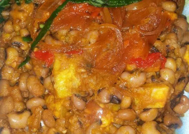 Porridge beans and plantain