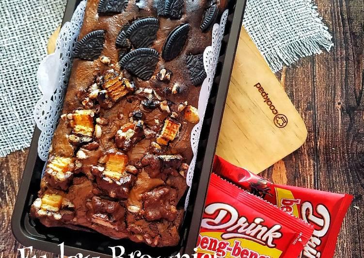 Fudgy Brownies Beng Beng