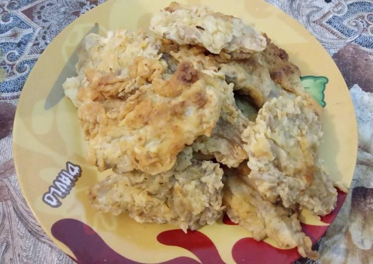 Jamur Tiram Crispy - cookandrecipe.com