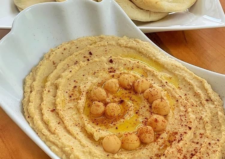Hummus vegano