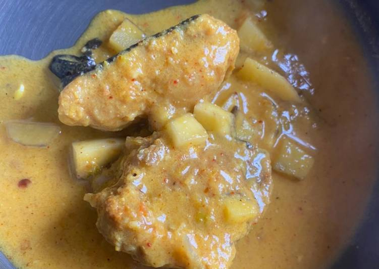 Fish in raw mango curry Deciding on Wholesome Fast Food