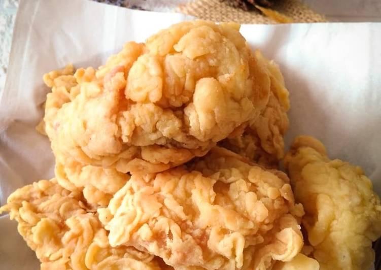 Ayam Crispy ala KFC
