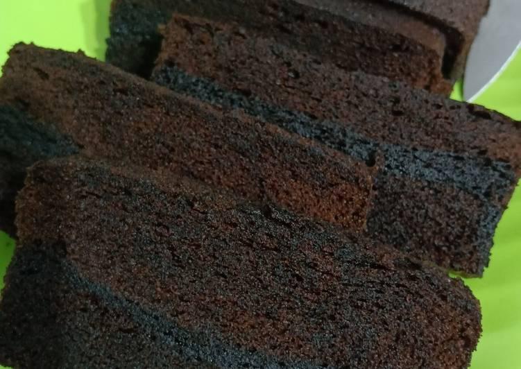 Brownies kukus coklat