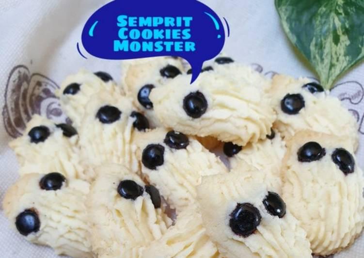 Semprit Cookies Monster