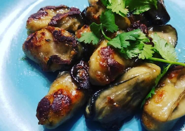 Hong Kong Stir Fry Oysters 港式炒蠔