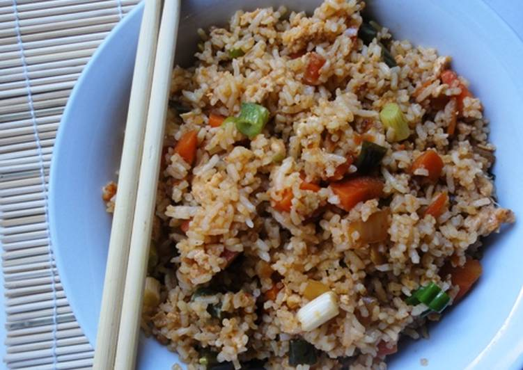 How to Prepare Any-night-of-the-week Nasi Goreng