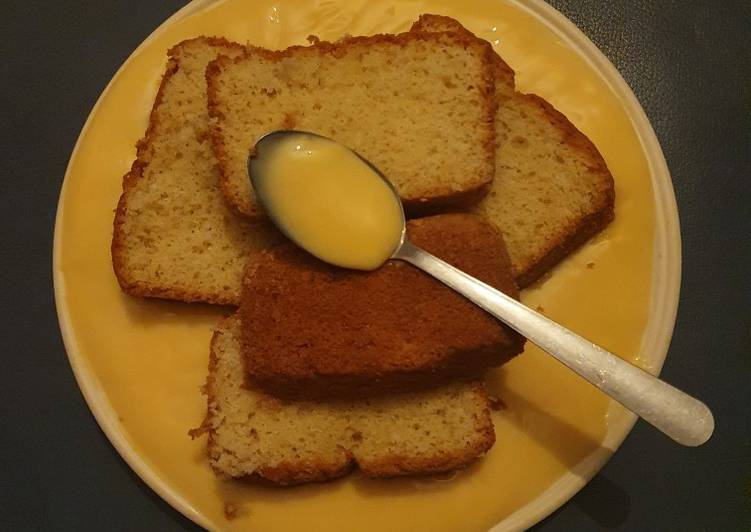 Easiest Way to Prepare Perfect Easy Pound Cake