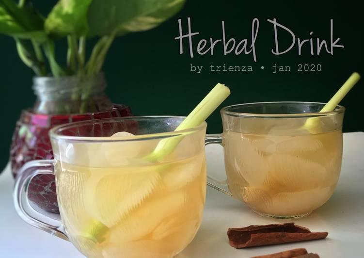 Minuman Herbal mengurangi sakit pinggang