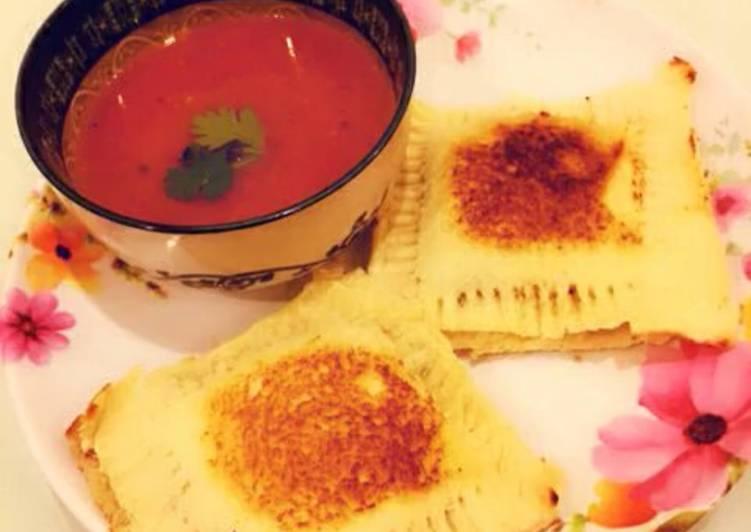 Ravioli Sandwich