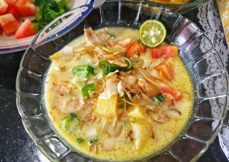 Soto Betawi Ayam Susu