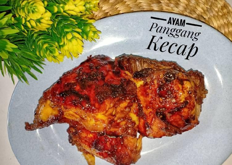 Ayam Panggang Kecap - cookandrecipe.com