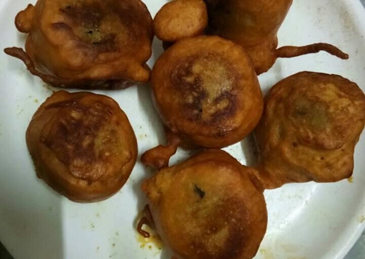 Recipe of Perfect Bataka bada