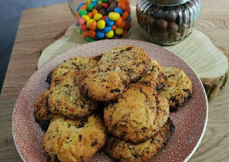 Cookie 3 Chocolat ??