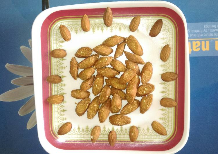 Almond snacks