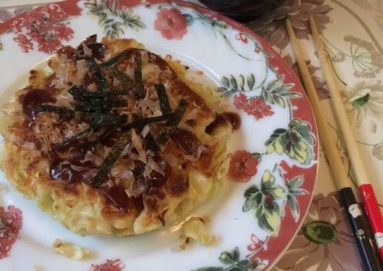 Simple Way to Prepare Ultimate Okonomiyaki