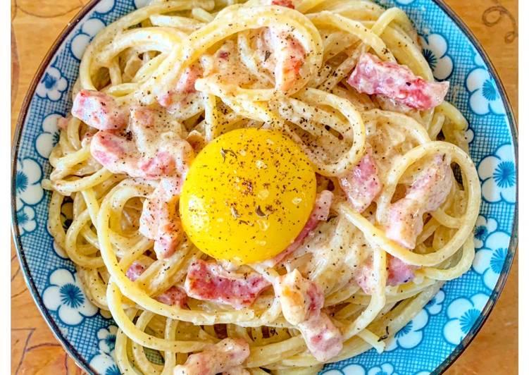Nos 7 Meilleures Recettes de Spaghettis à la carbonara