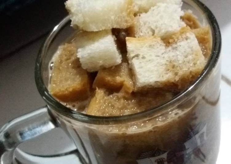 Setup Coffee Roti Tawar
