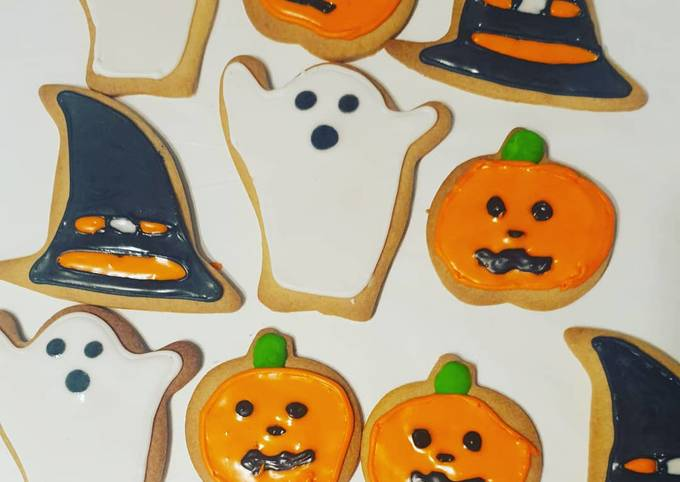 Biscuits Halloween 🎃