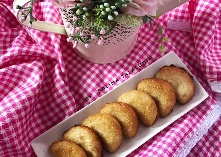Resepi:  Karipap Roti  Termudah