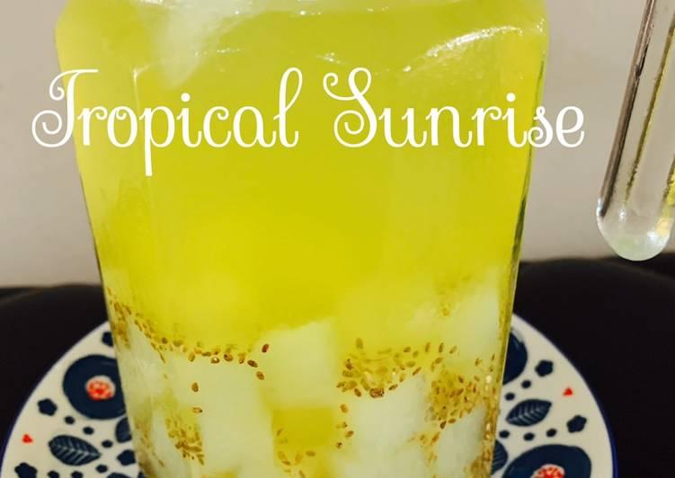Tropical Sunrise - resepipouler.com