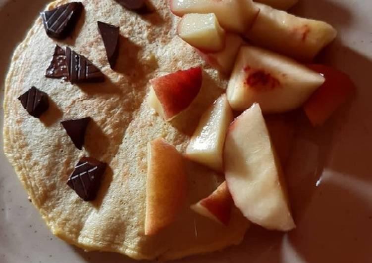 Maxi pancake sain et gourmand