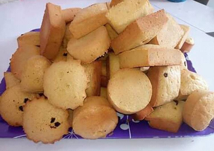 Quik Vanilla cake Recipe