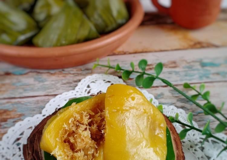 Roko-Roko Cangkuning (Kue Bugis) - cookandrecipe.com