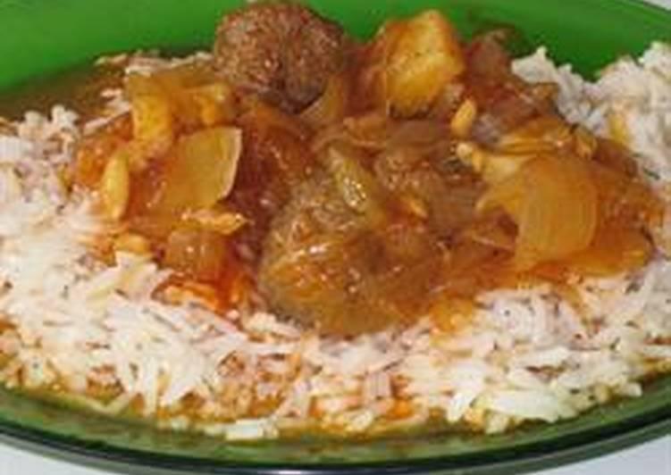 Easy Recipe: Appetizing Dawood Basha, Meatballs With Tomato Sauce