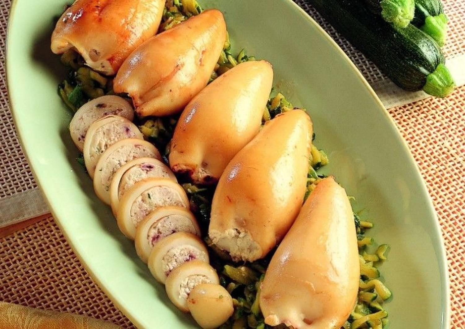 блюда из кальмаров рецепт с фото тв-поклонники мечтают большой