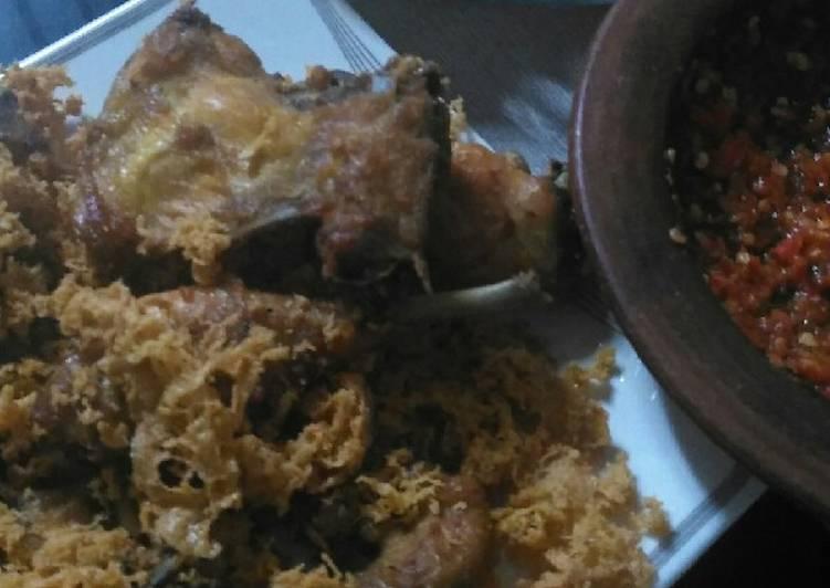 Ayam kremes resep bebek kremes ginyo