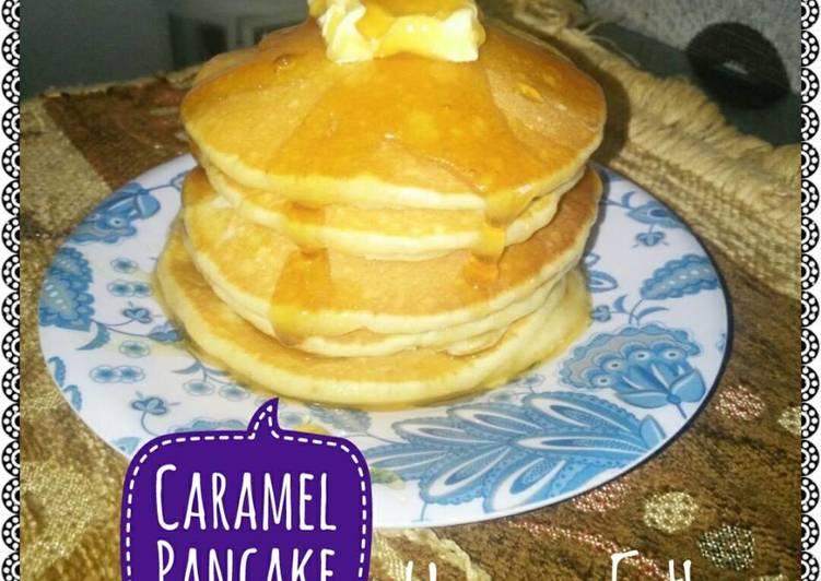 Resep Pancake Lembut ala Ummu Fathan Paling Gampang