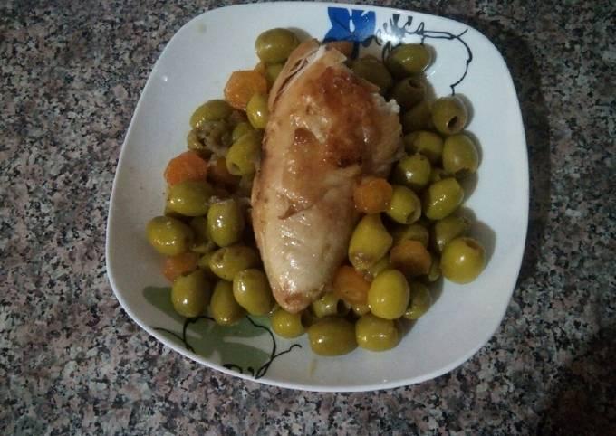 Tajine des olives