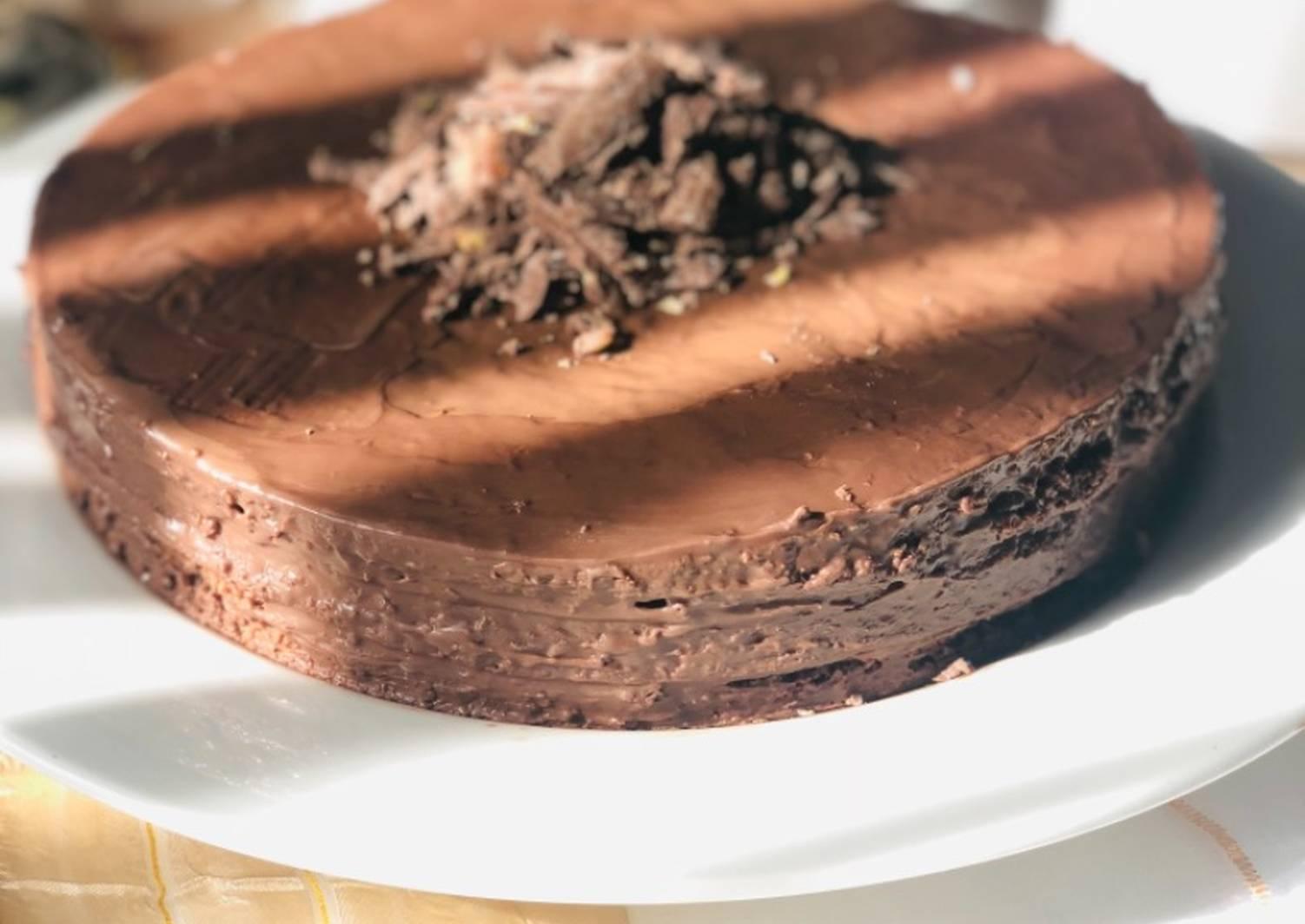 ?ам настоящий пражский торт рецепт с фото это только зона