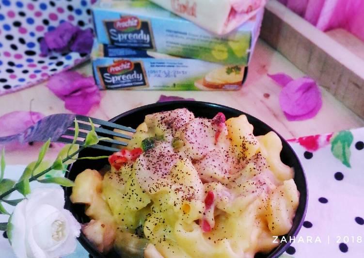 Mac n Cheese #pr_recookamerikaamerhoma