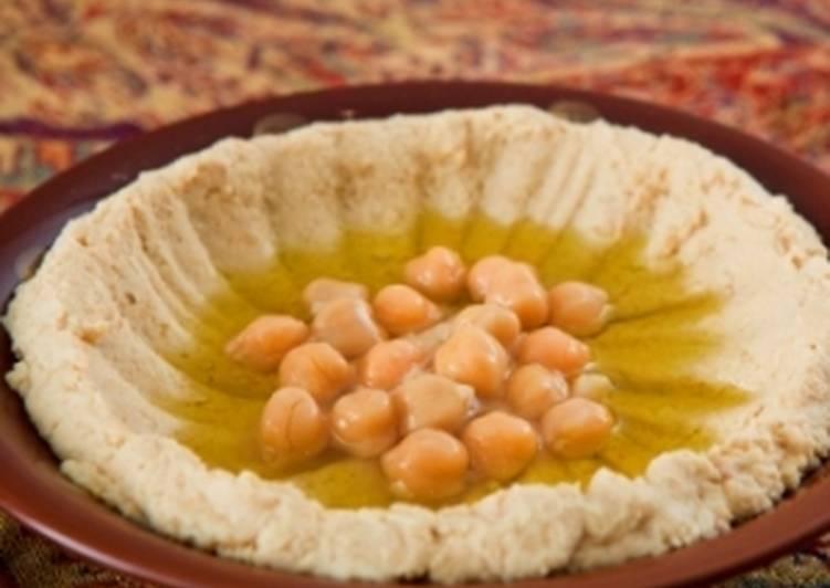Top 100 Dinner Easy Royal Hummus with Tahini
