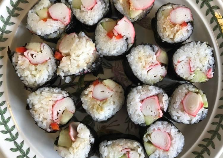 Very basic sushi