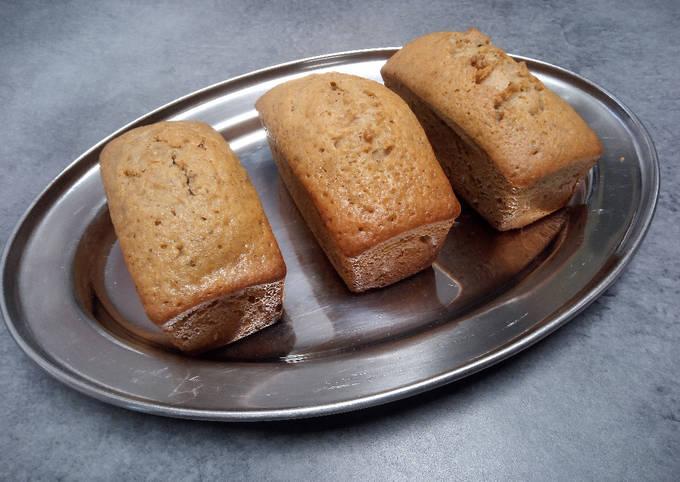 Pains d'épices au Cake Factory