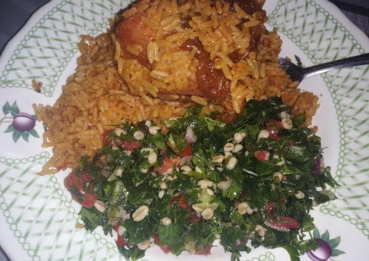 Simple Way to Prepare Perfect Tabbouleh