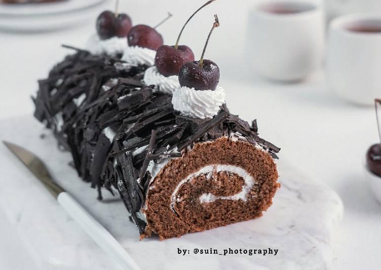 Blackforest Rollcake