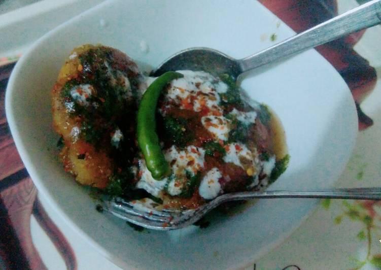 Recipe of Speedy Aloo paneer stuff kabab