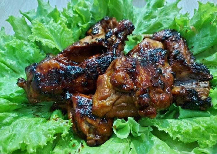 Ayam Bakar Madu Teflon
