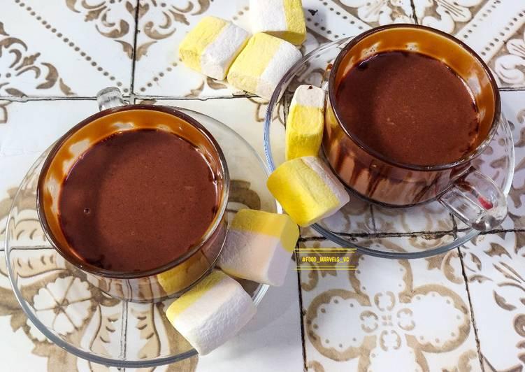 Hot Chocolate without Cornflour