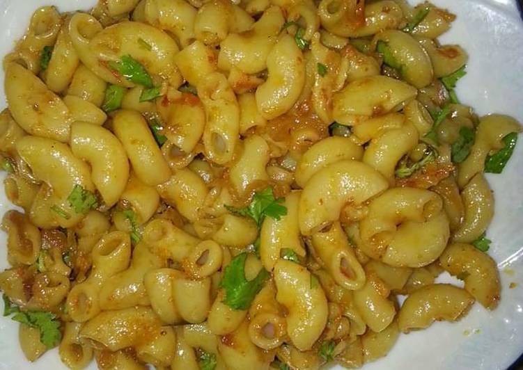 ♡~ Spicy Macaroni ~♡