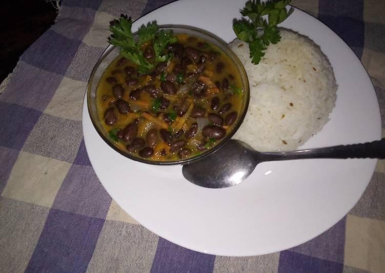 Black beans(njahi)themechallange