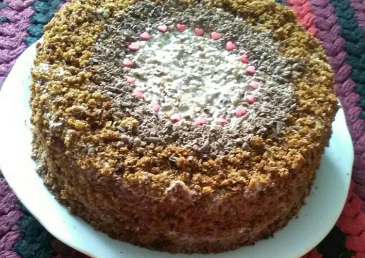 капуста содержит генерал торт классический рецепт с фото условие одно