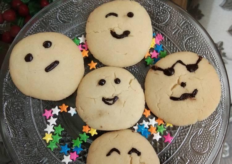 Handbook to Produce Tasty Butter cookies